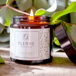 Tonifiant pommadier 120ml Bougie Artisanale Parfumée Flemme allumée