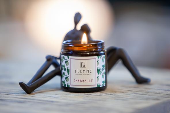 Charnelle - Flemme Bougie Artisanale